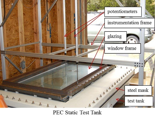 PEC Static Test Tank
