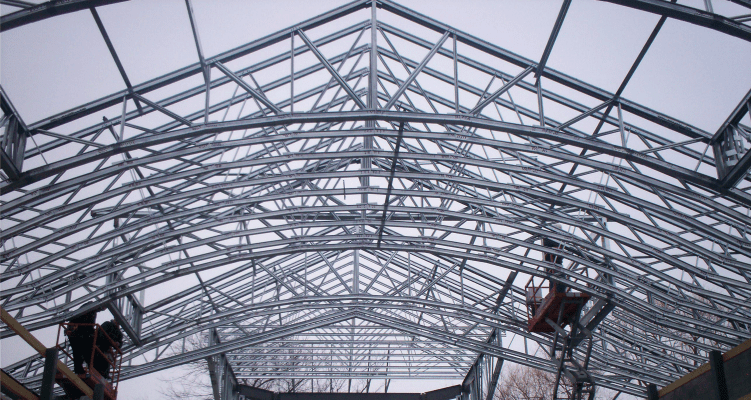 Natural Classroom Design ~ Blast analysis and design of cold formed steel roof