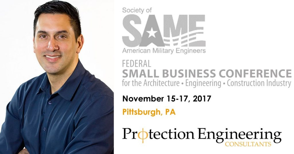 PEC attend SAME 2017 Small Business Conference