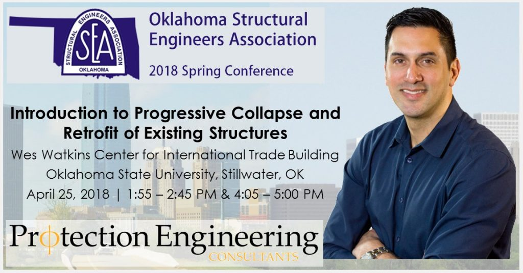 Aldo Progressive Collapse Design at the OSEA Spring Conference