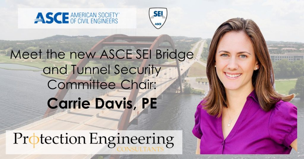 Davis ASCE SEI Bridge and Tunnel Security Committee