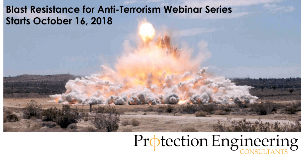 Blast Resistance for Anti-Terrorism Webinar